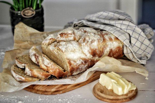 Fløde franskbrød