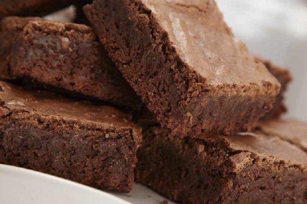 Brownie med protein