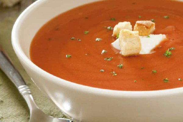 Tomatsuppe med Protura Cook