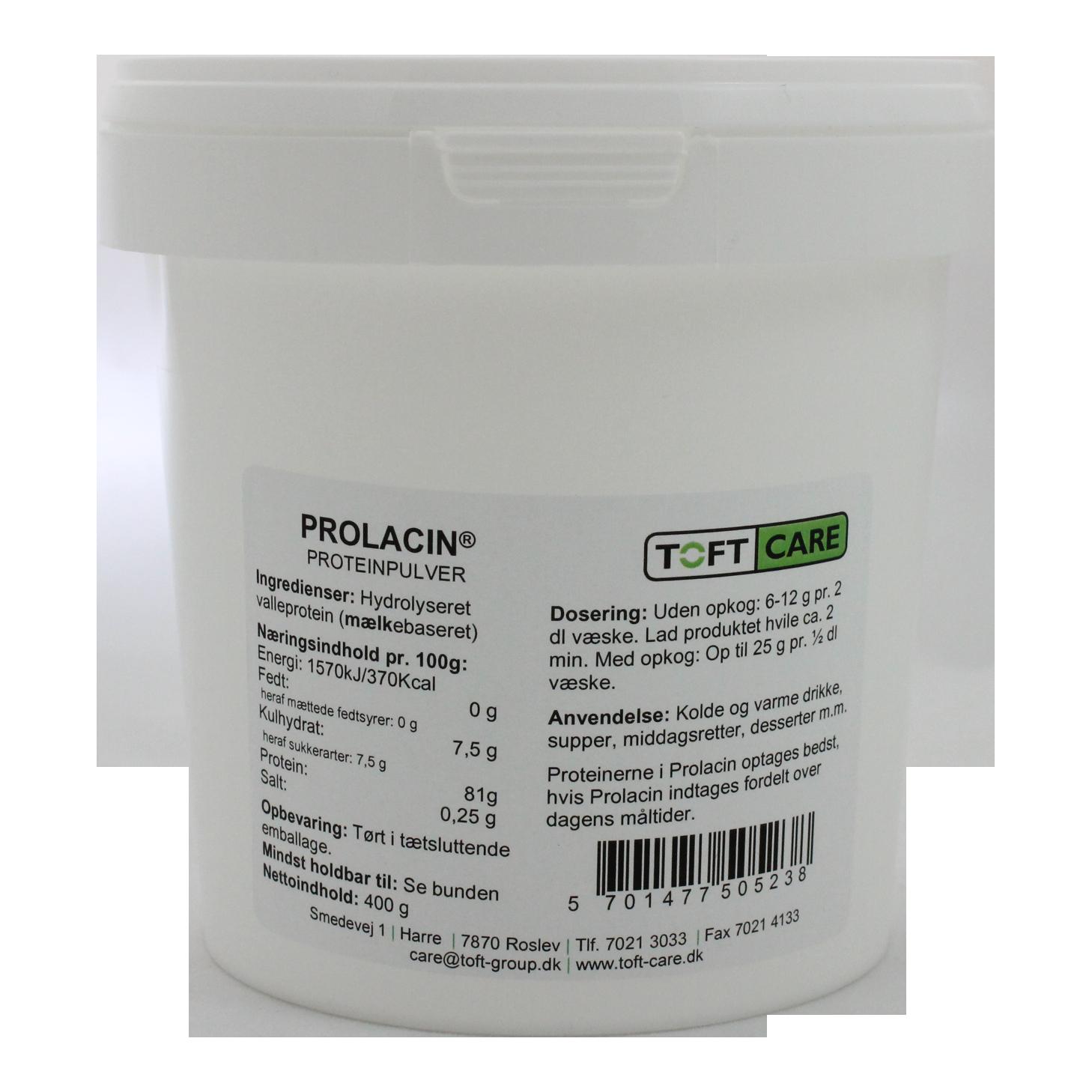 Image of   Prolacin - 400 g