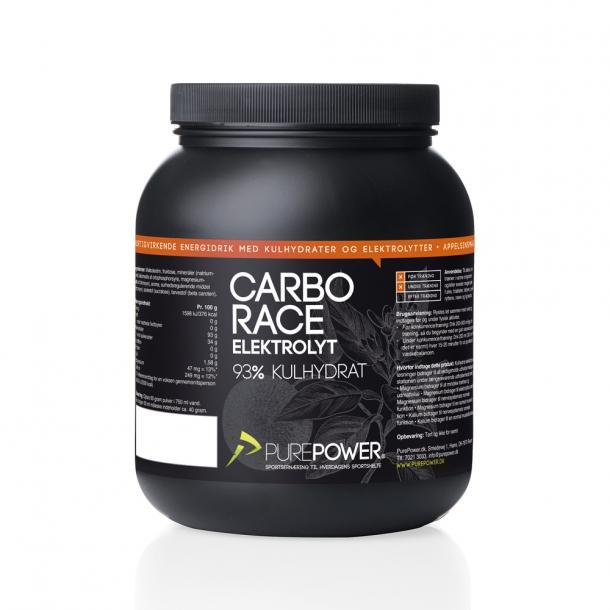 Carbo Race Elektrolyt Appelsin 1,5kg