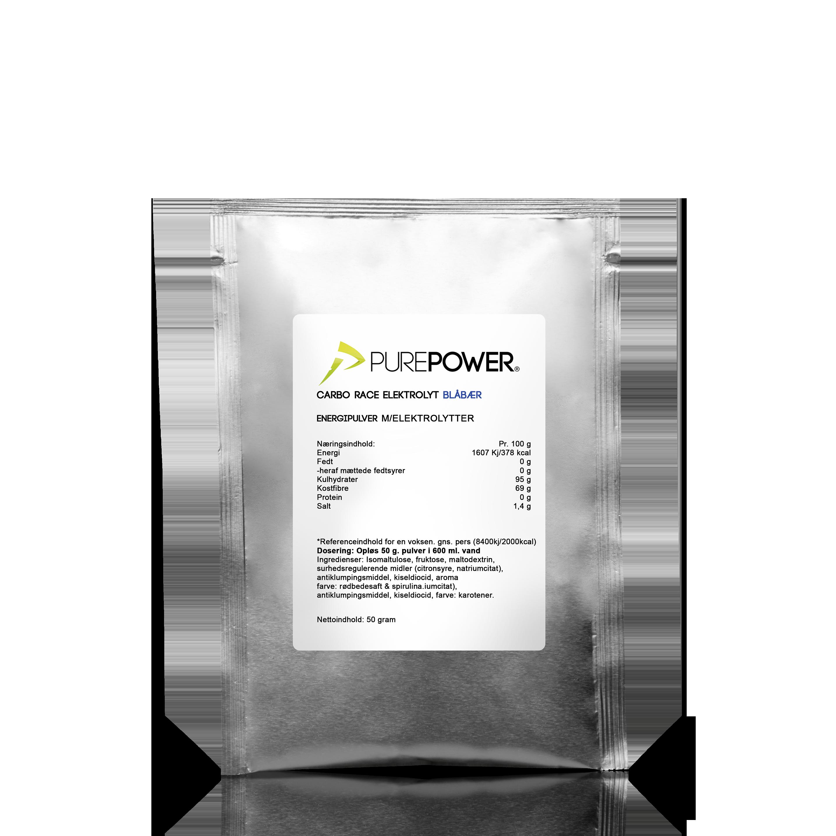 PurePower elektrolytter