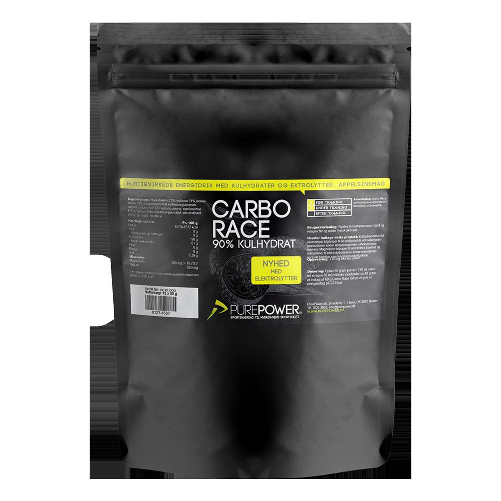 Carbo Race Elektrolyt Citrus 12 x 50g