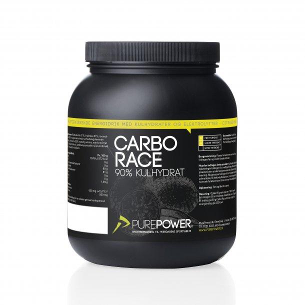 Carbo Race Elektrolyt Citrus 1,5 kg