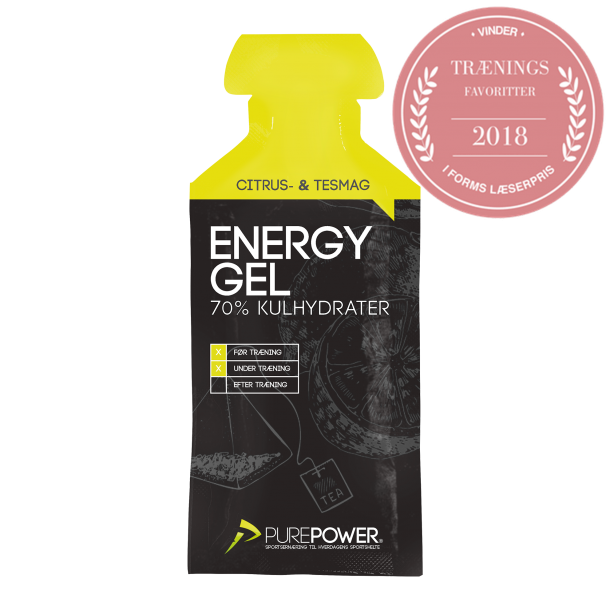 Energy Gel  Citrus-Te stk