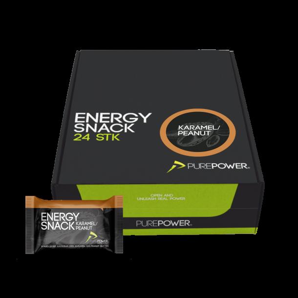 Energy Snack Karamel 24 stk