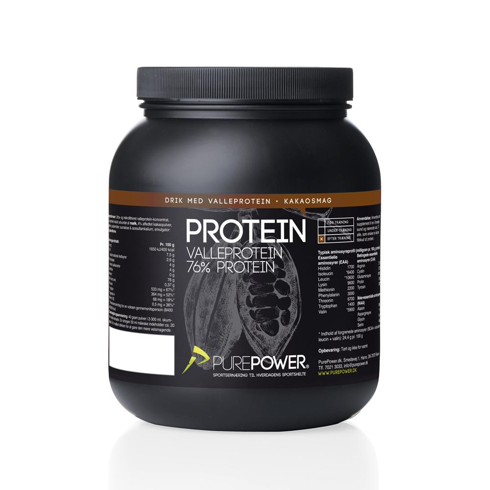 Valleprotein Kakao 1kg