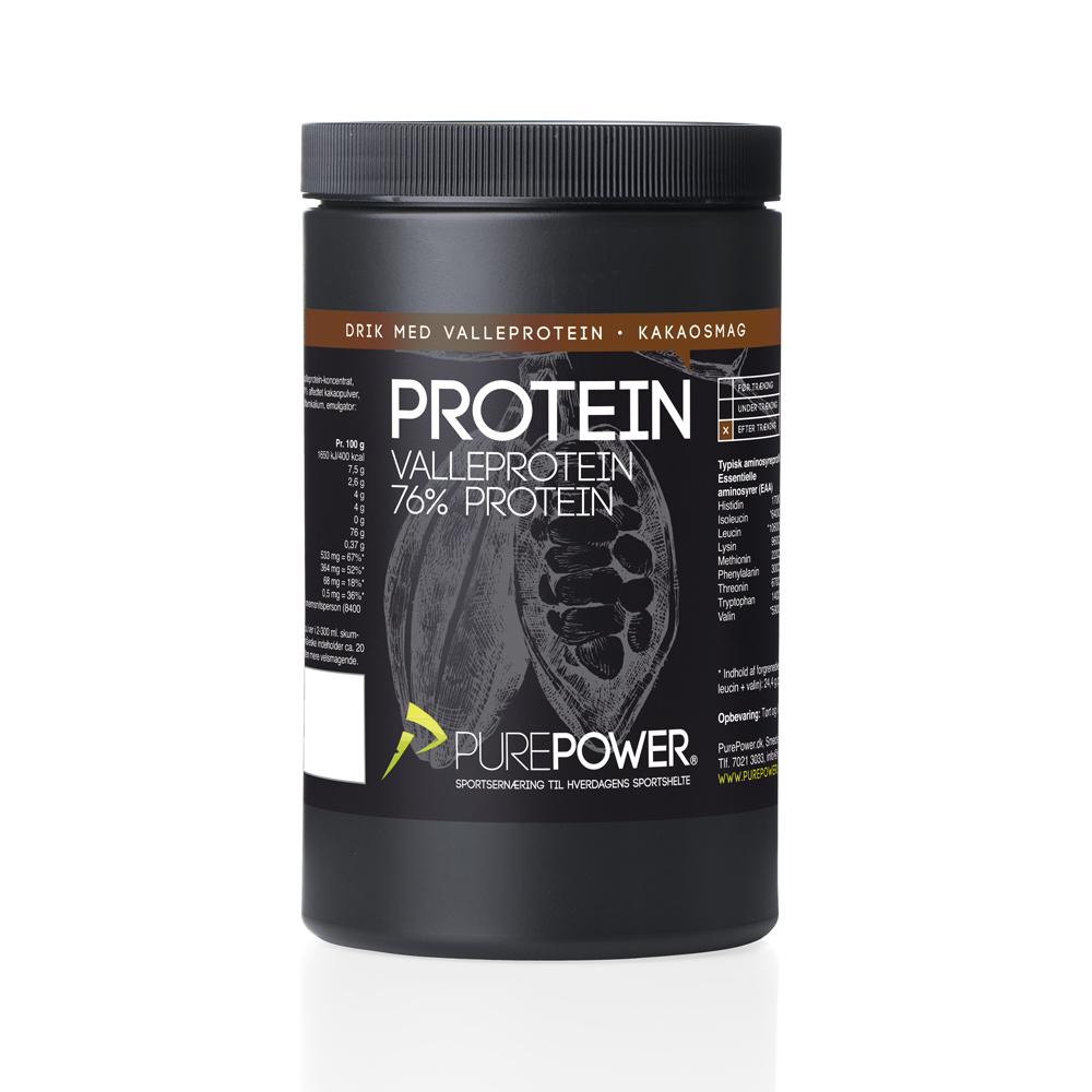 Valleprotein Kakao 325g