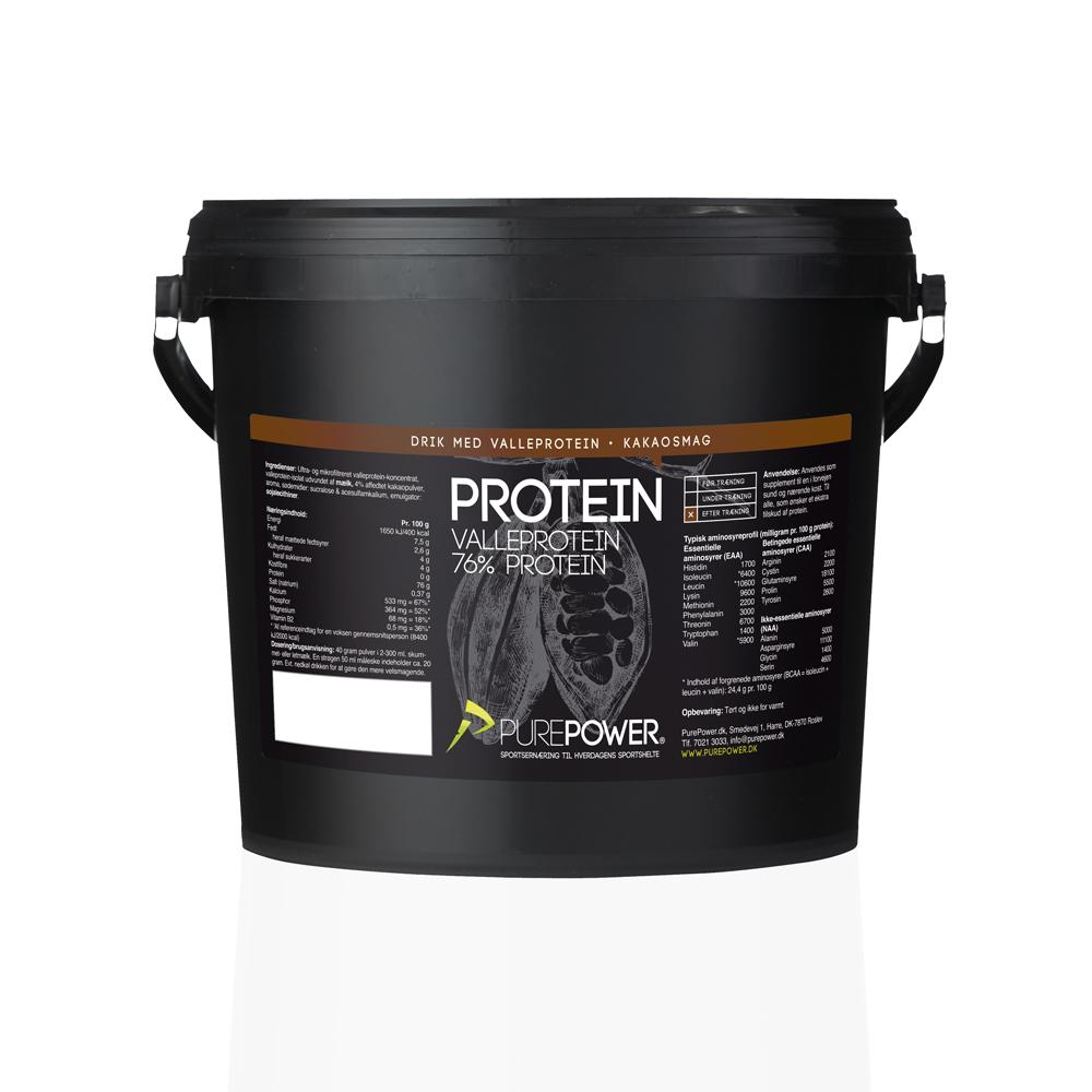 Valleprotein Kakao 3kg