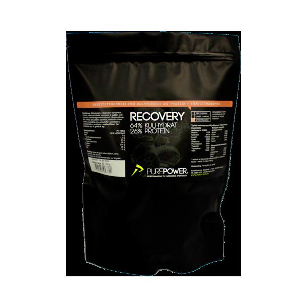 Recovery Bær/Citrus 12 x 50g