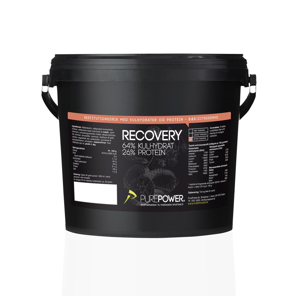 Recovery Bær/Citrus 3kg