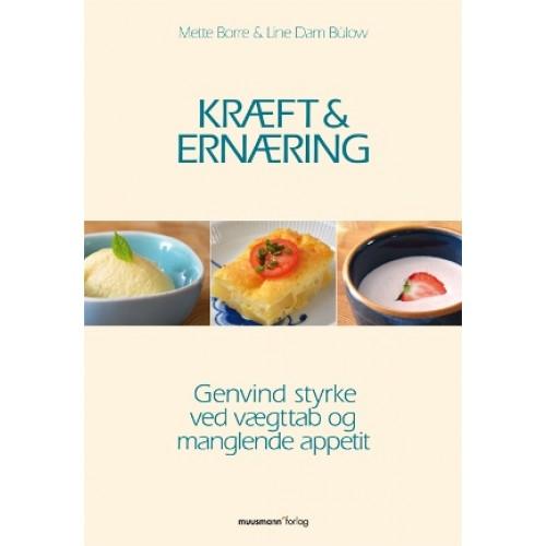 Image of   Bogen - Kræft og Ernæring.