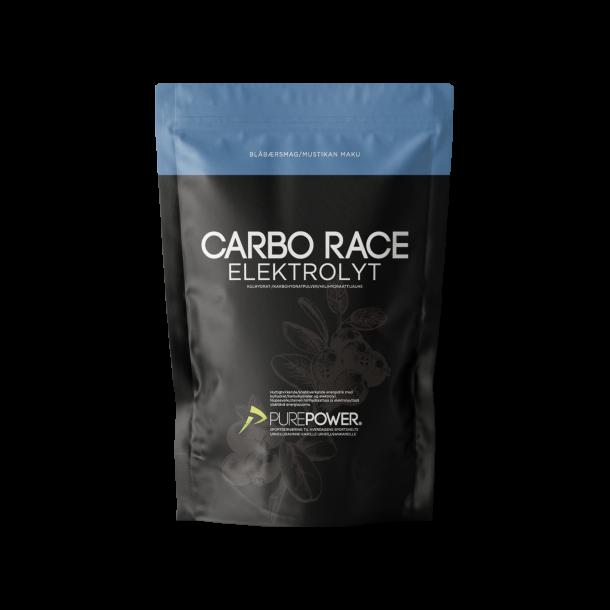 Carbo Race Elektrolyt Blåbær 1 kg